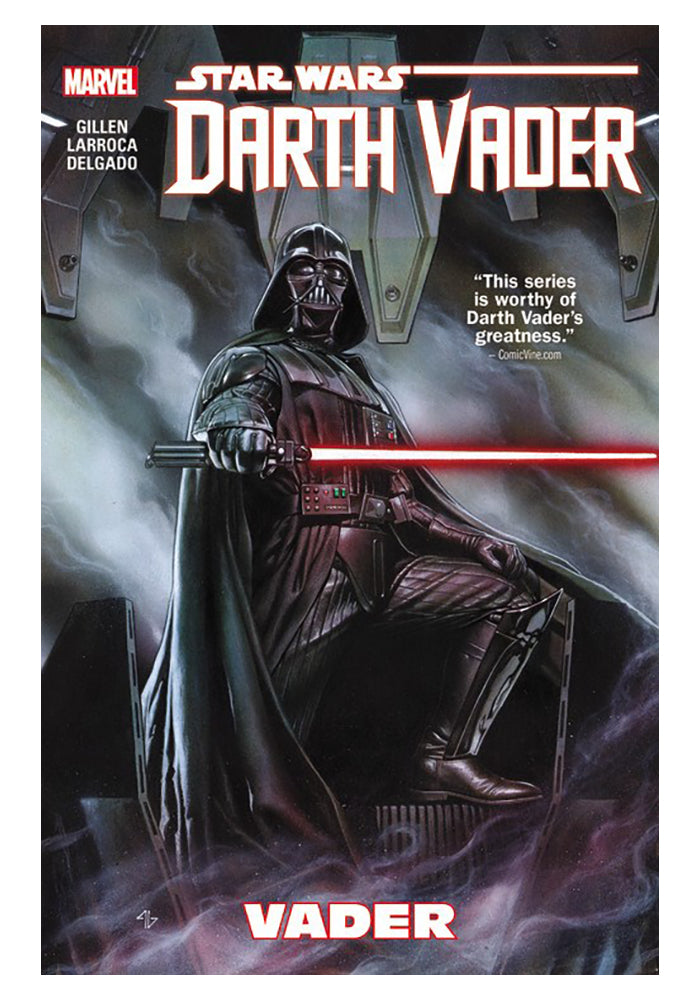 MARVEL COMICS Star Wars: Darth Vader Vol. 1: Vader Graphic Novel
