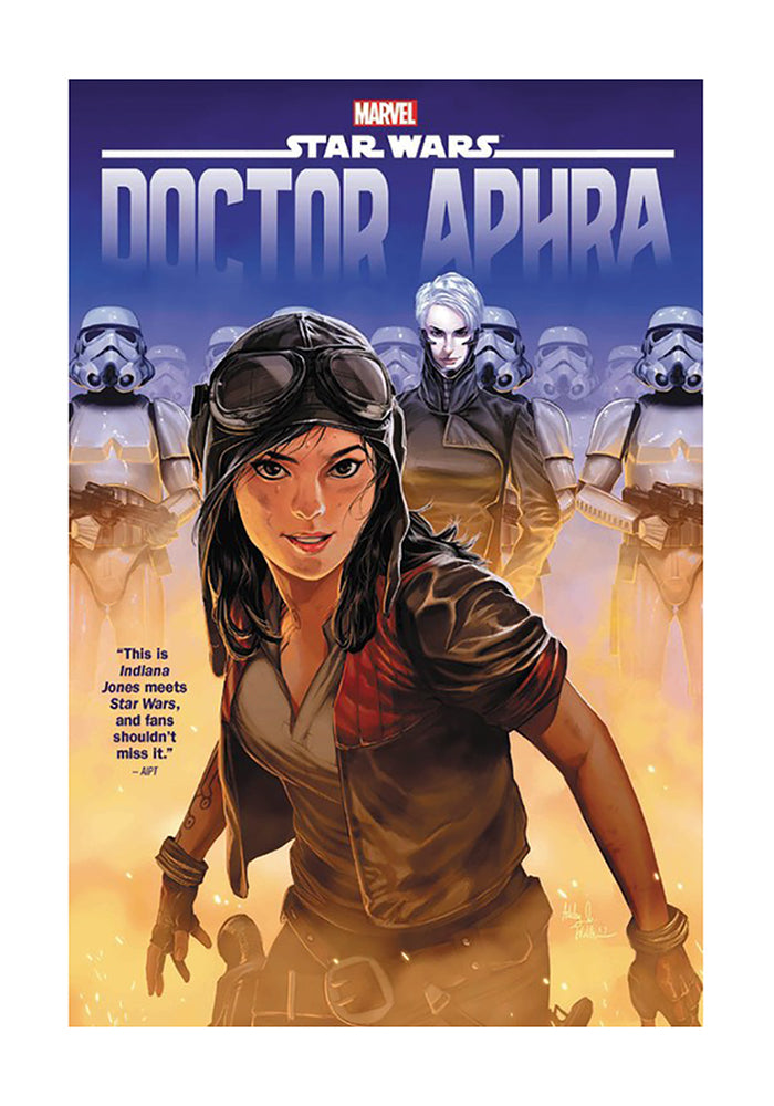 MARVEL COMICS Star Wars: Doctor Aphra Omnibus Vol. 1 Hardcover Graphic Novel