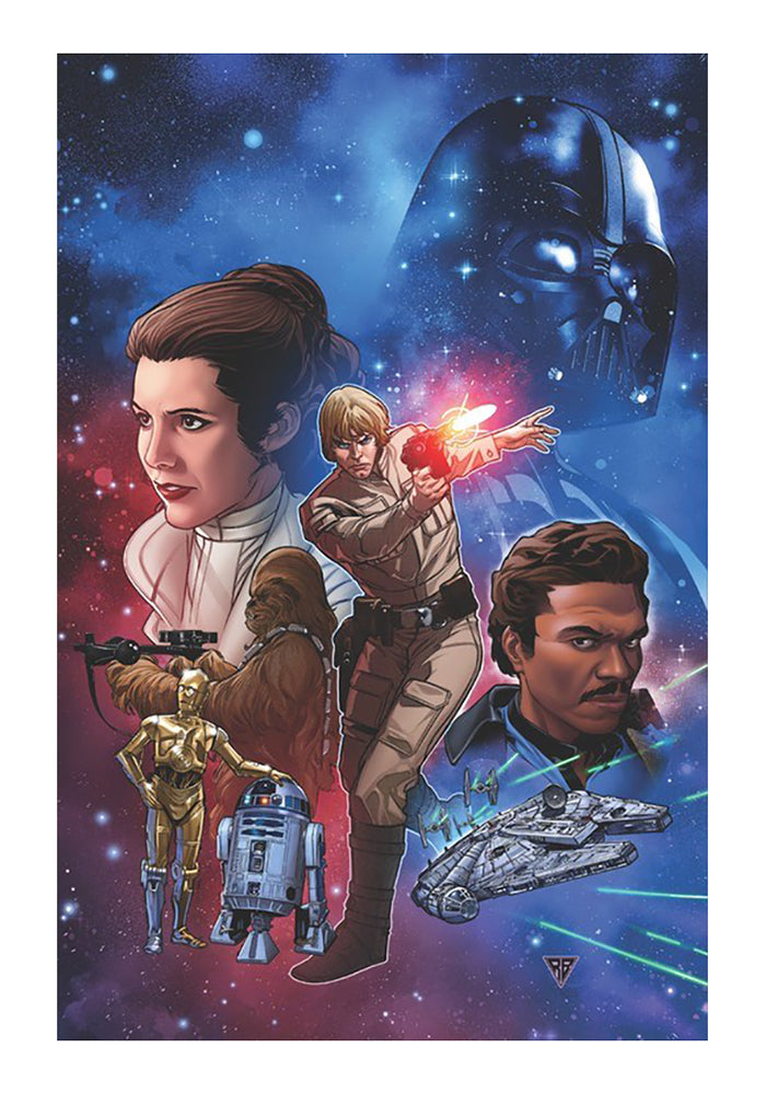 MARVEL COMICS Star Wars Vol. 1: The Destiny Path Graphic Novel