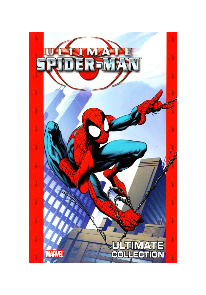 MARVEL COMICS Ultimate Spider-Man Ultimate Collection Book 1 Graphic Novel