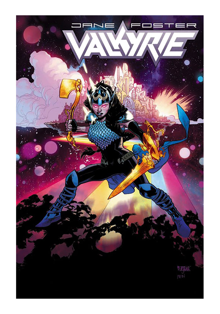 MARVEL COMICS Valkyrie: Jane Foster Vol. 2 - At the End of All Things Graphic Novel