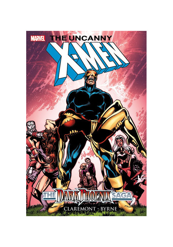MARVEL COMICS X-Men: Dark Phoenix Saga Graphic Novel