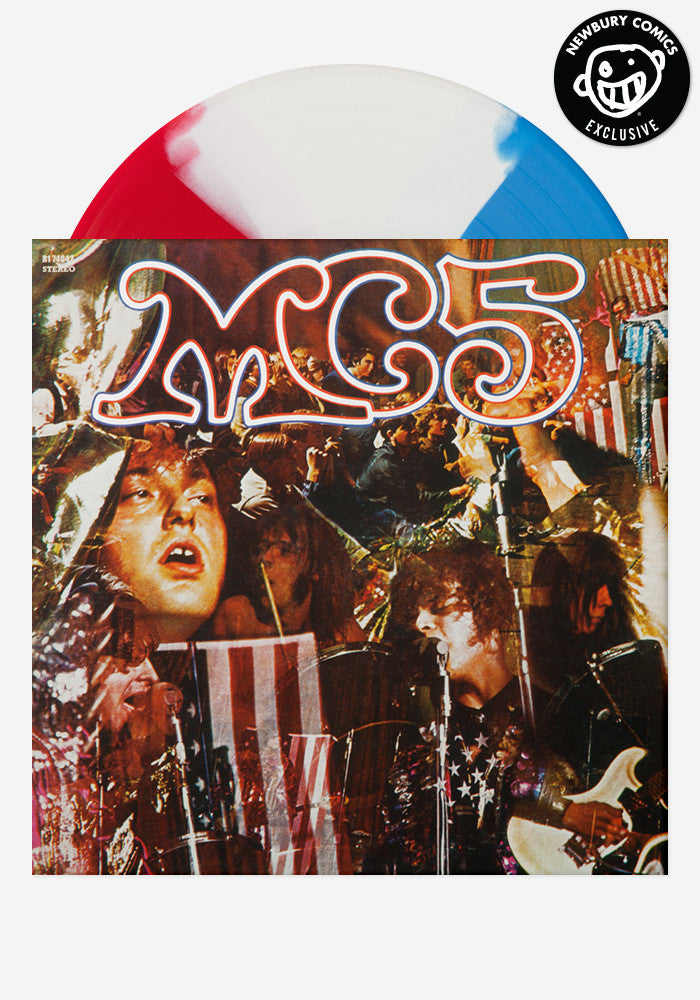 MC5 Kick Out The Jams Exclusive LP