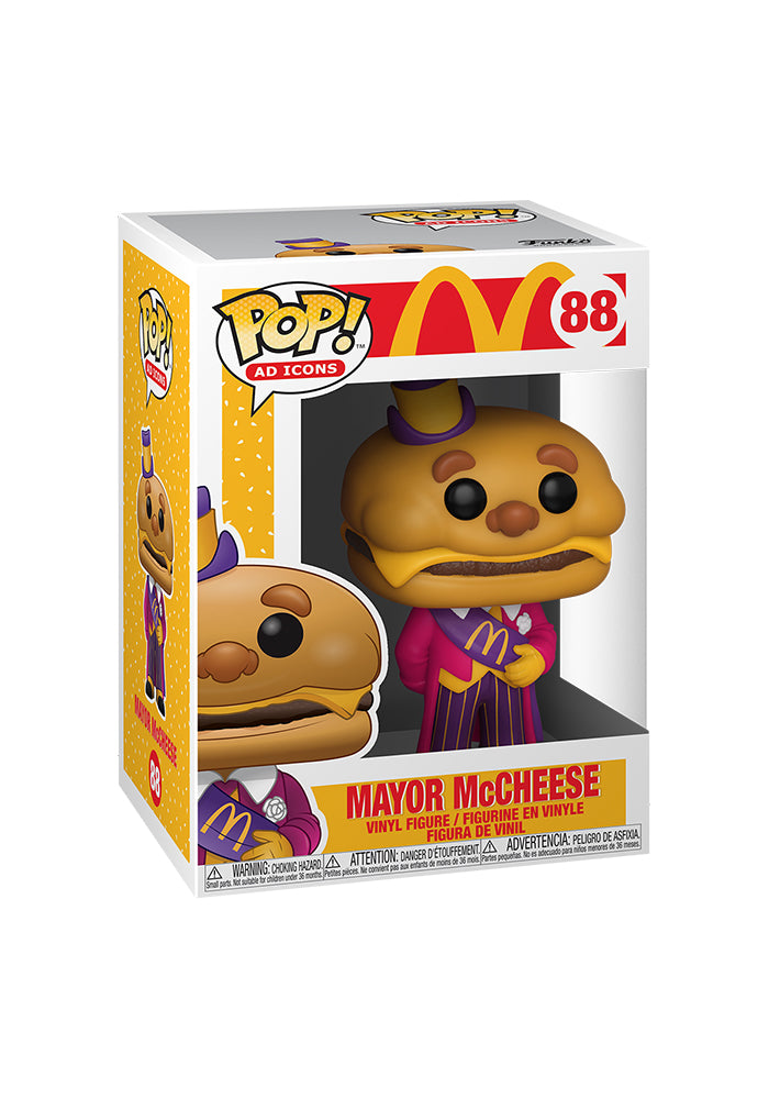 Mcdonald S Funko Pop Ad Icons Mcdonald S Mayor Mccheese Newbury Comics Get yours while supplies last. funko pop ad icons mcdonald s mayor mccheese