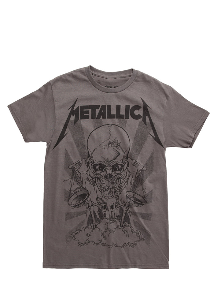 METALLICA Pushead Boris T-Shirt