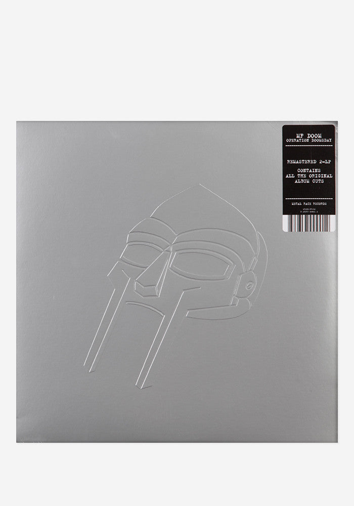 MF DOOM Operation Doomsday LP