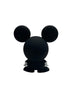 MICKEY MOUSE Disney Shorts 6-Inch Vinyl Figure - Mickey Mouse (Black)