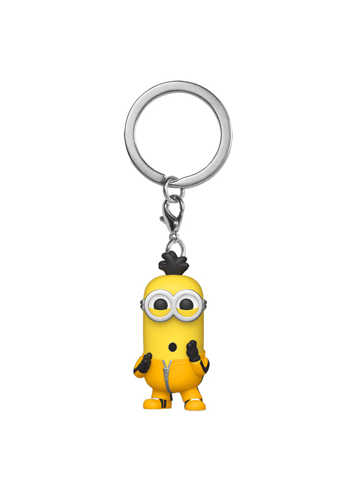 MINIONS Funko Pocket Pop! Keychain: Minions 2 The Rise of Gru - Kung Fu Kevin