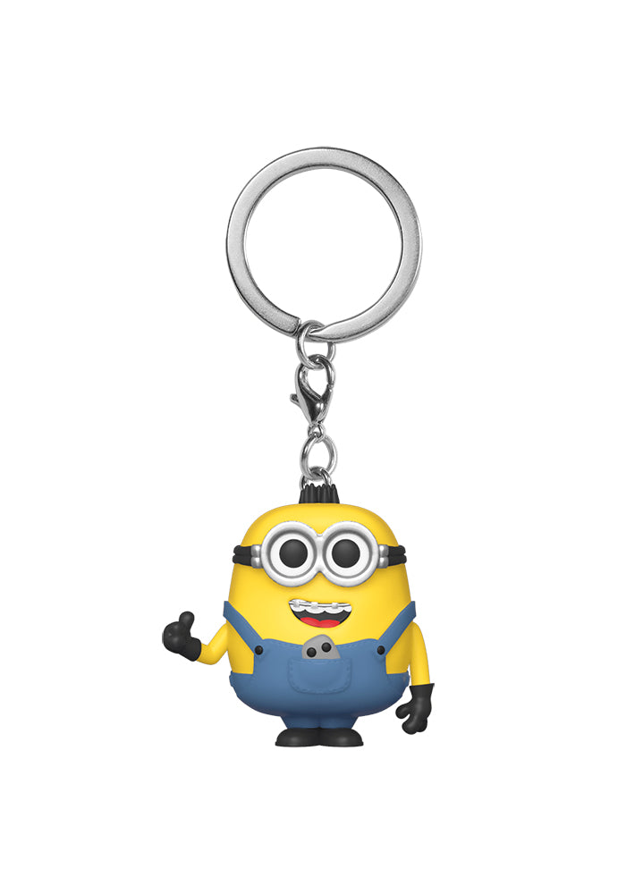 MINIONS Funko Pocket Pop! Keychain: Minions 2 The Rise of Gru - Pet Rock Otto