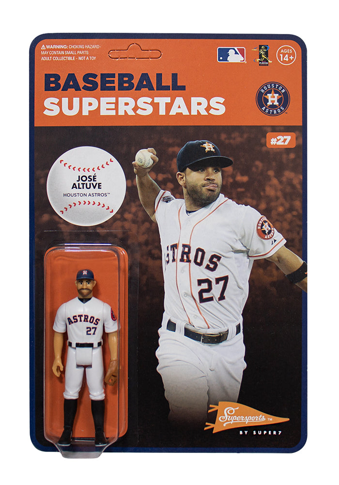 MLB MLB Modern Wave 1 ReAction Figure - Jose Altuve (Houston Astros)