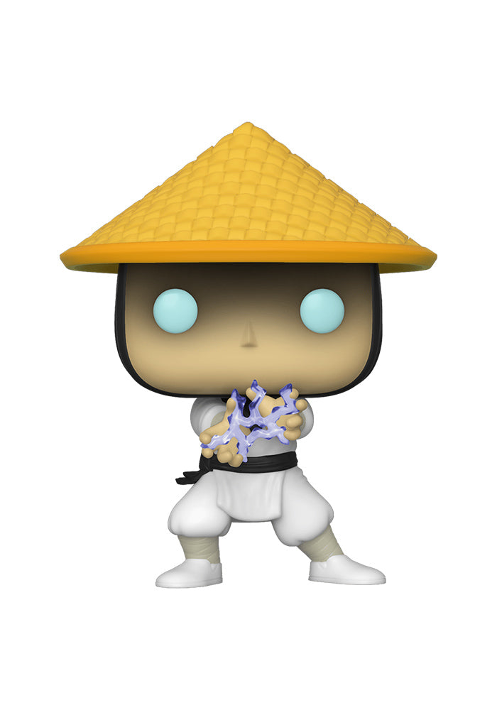 MORTAL KOMBAT Funko Pop! Games: Mortal Kombat - Raiden
