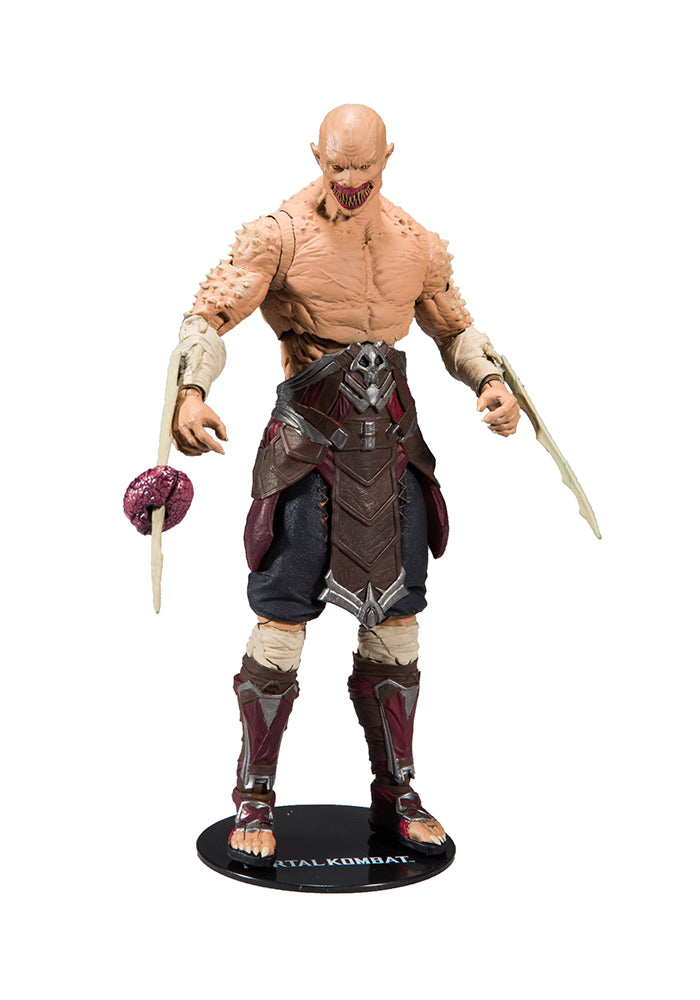 MORTAL KOMBAT Mortal Kombat Video Game 7-Inch Action Figure - Baraka