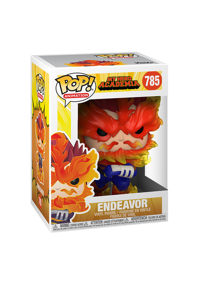 MY HERO ACADEMIA Funko Pop! Anime: My Hero Academia - Endeavor