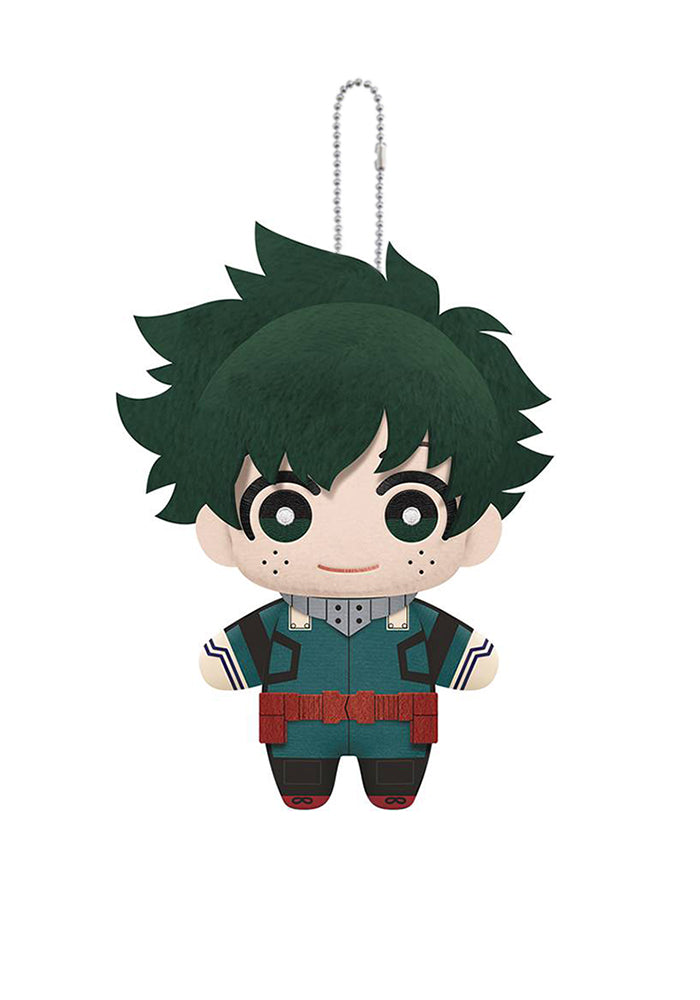 "MY HERO ACADEMIA Midoriya 6"" Plush Dangler"