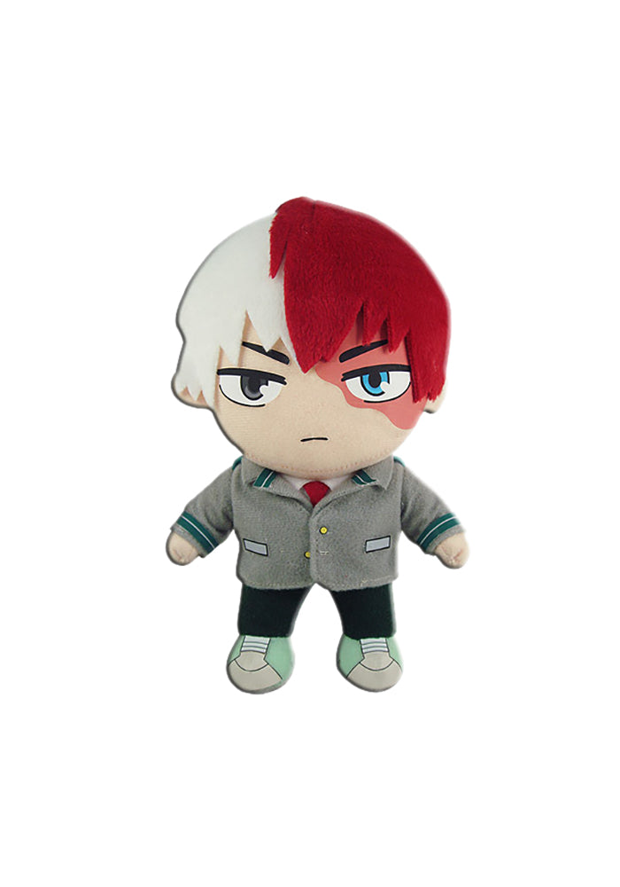 "MY HERO ACADEMIA Todoroki Uniform 8"" Plush"