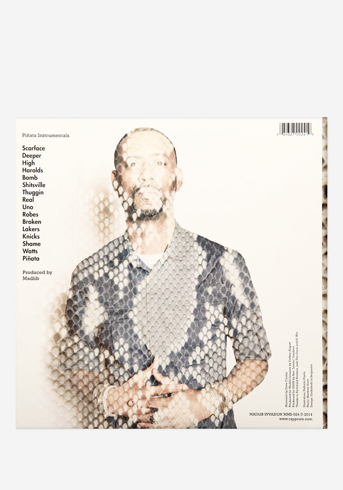 MADLIB Pinata Beats Exclusive 2LP
