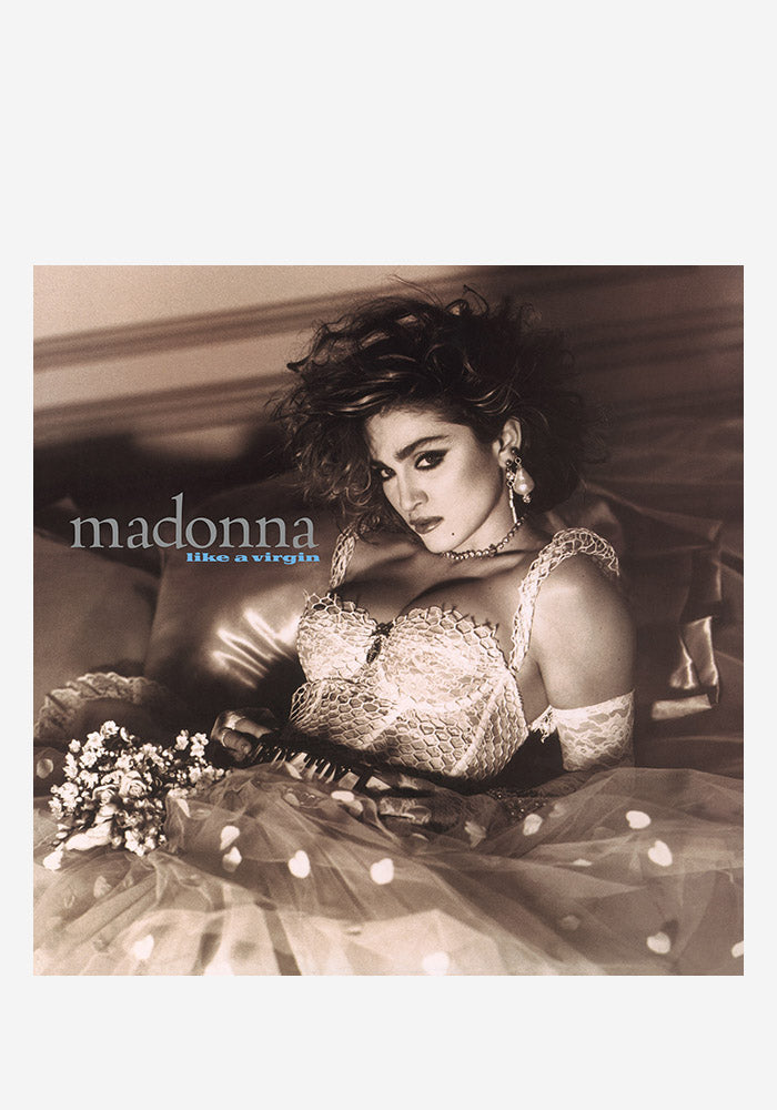 MADONNA Like A Virgin LP (Color)