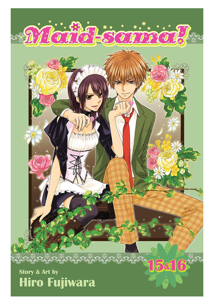 VIZ MEDIA Maid-sama! 2-in-1 Edition Vol. 8 Manga