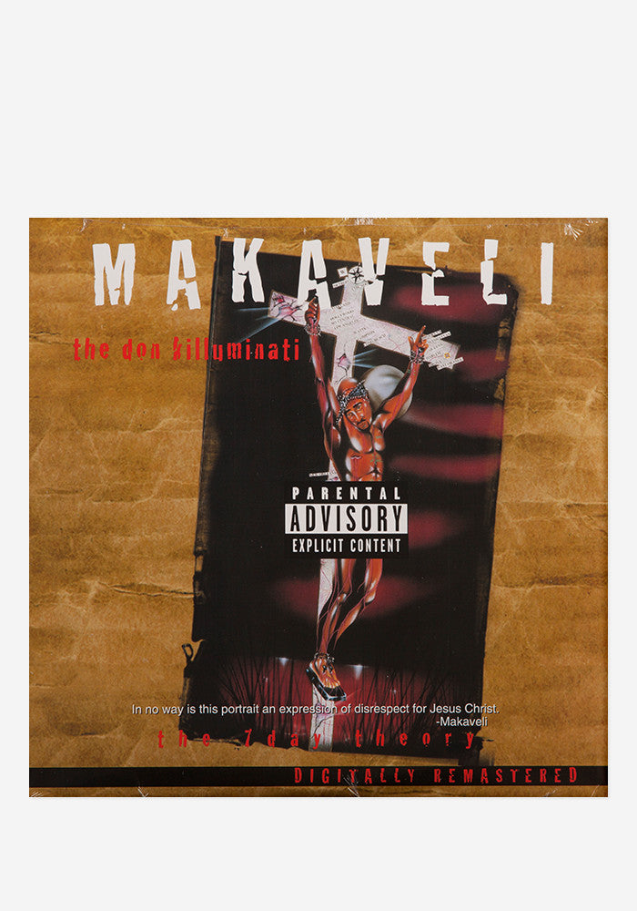 MAKAVELI Don Killuminati LP Remastered