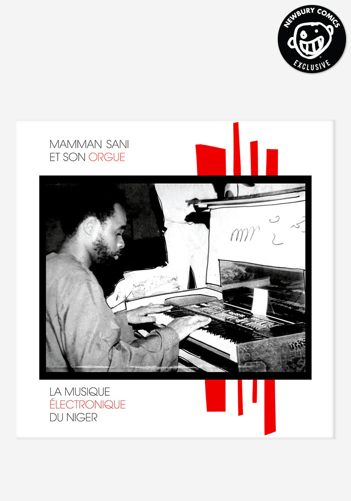 MAMMAN SANI La Musique Electronique Du Niger Exclusive LP
