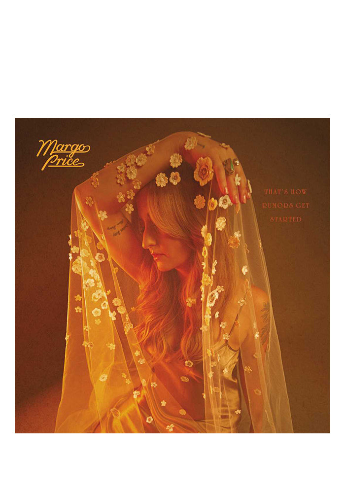 MARGO PRICE That's How Rumors Get Started CD (Autographed)