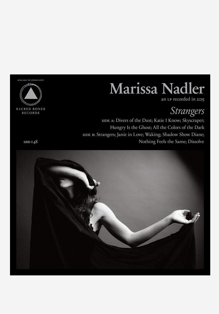 MARISSA NADLER Strangers LP With Autographed Booklet