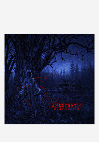 Mark Morton Anesthetic Cd With Autographed Booklet
