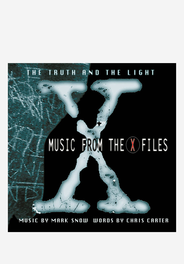 MARK SNOW Soundtrack - X-Files: The Truth And The Light LP (Color)