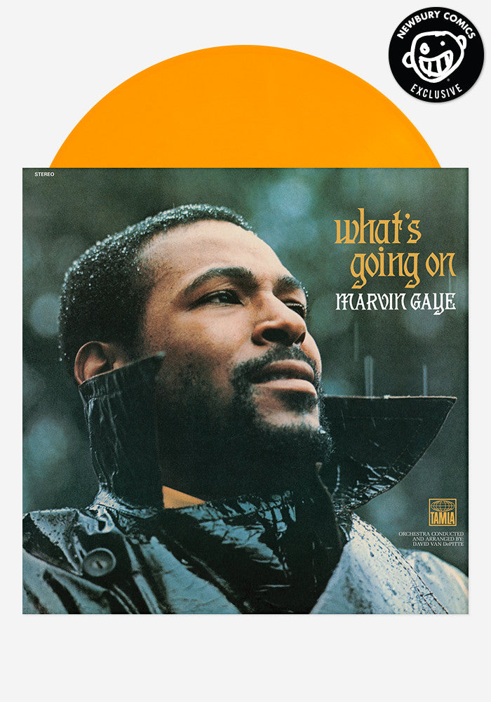 MARVIN GAYE What's Going On Exclusive LP