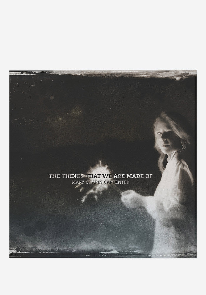 MARY CHAPIN CARPENTER Things That We Are Made Of With Autographed CD Booklet