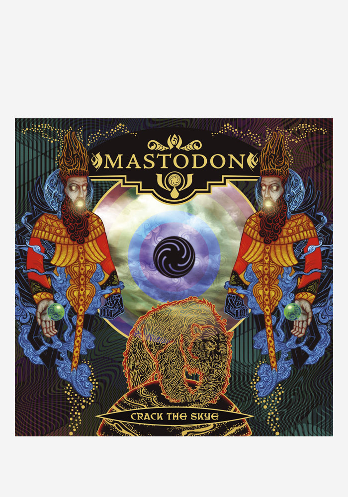 MASTODON Crack The Skye LP (Picture Disc)
