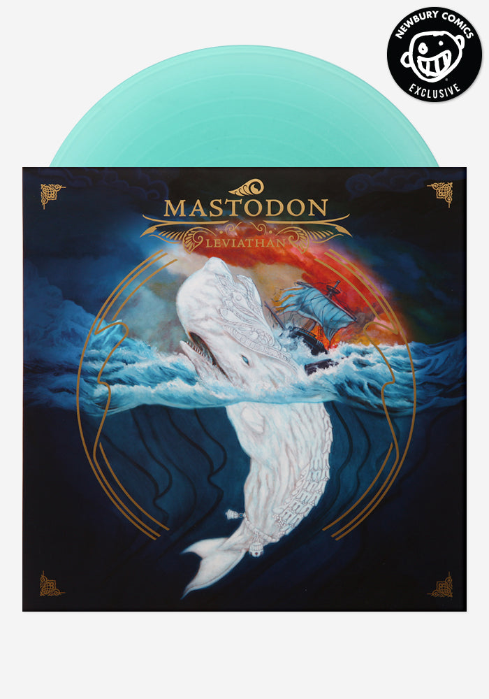 MASTODON Leviathan Exclusive LP