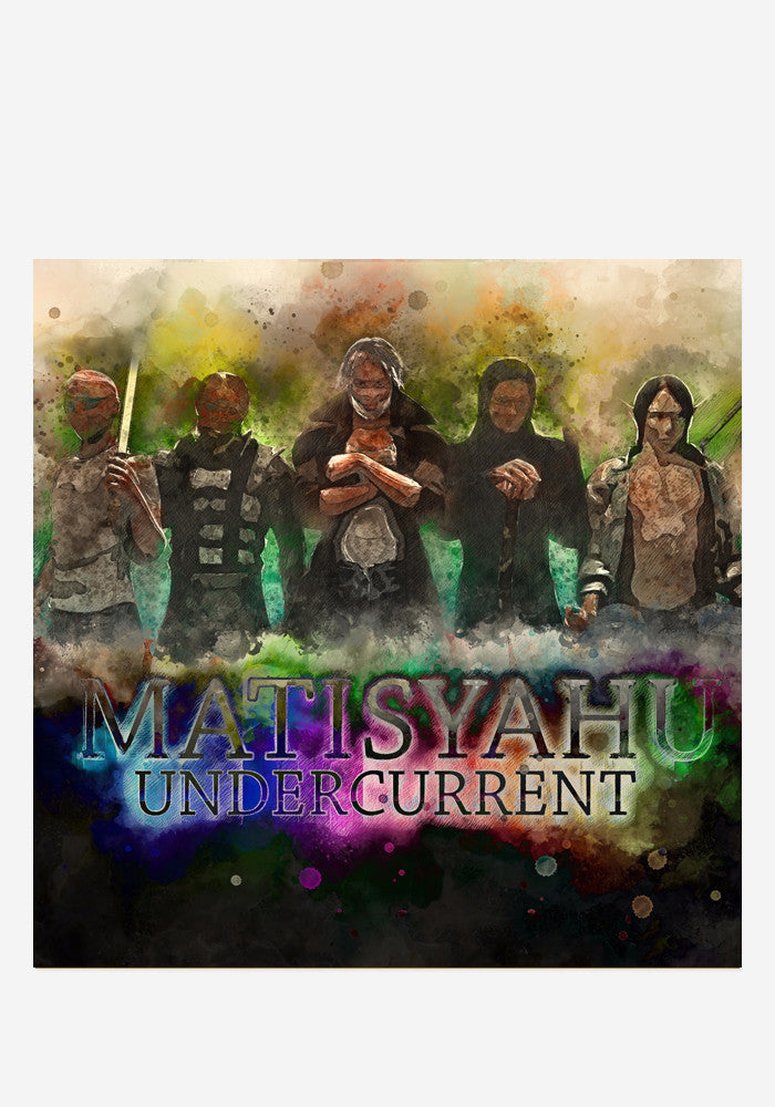 MATISYAHU Undercurrent With Autographed CD Booklet