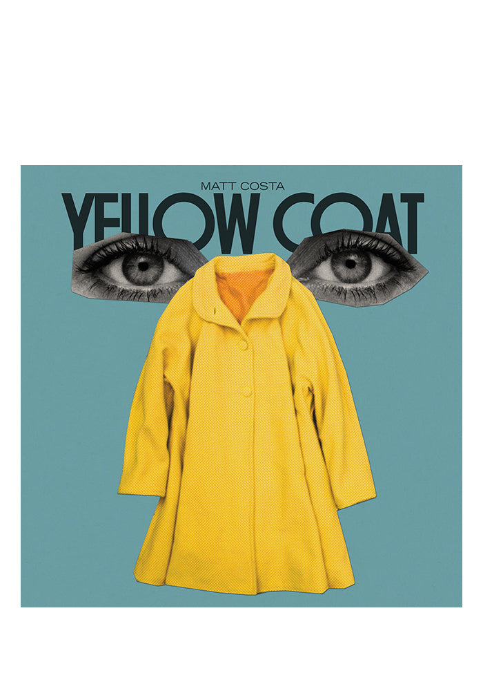 MATT COSTA Yellow Coat CD (Autographed)