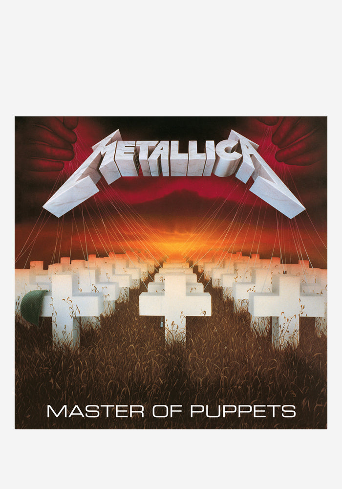 Metallica Master Of Puppets Lp Remastered Vinyl