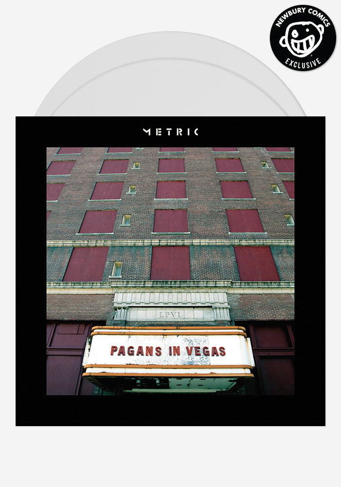 METRIC Pagans In Vegas Exclusive 2-LP