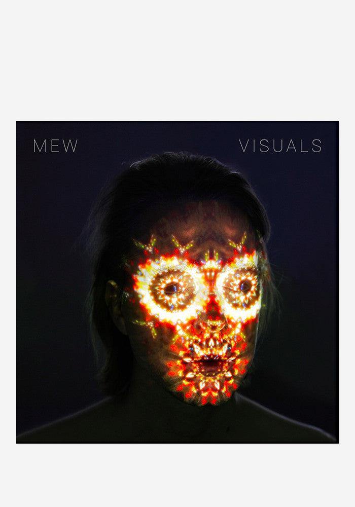 MEW Visuals With Autographed CD Booklet