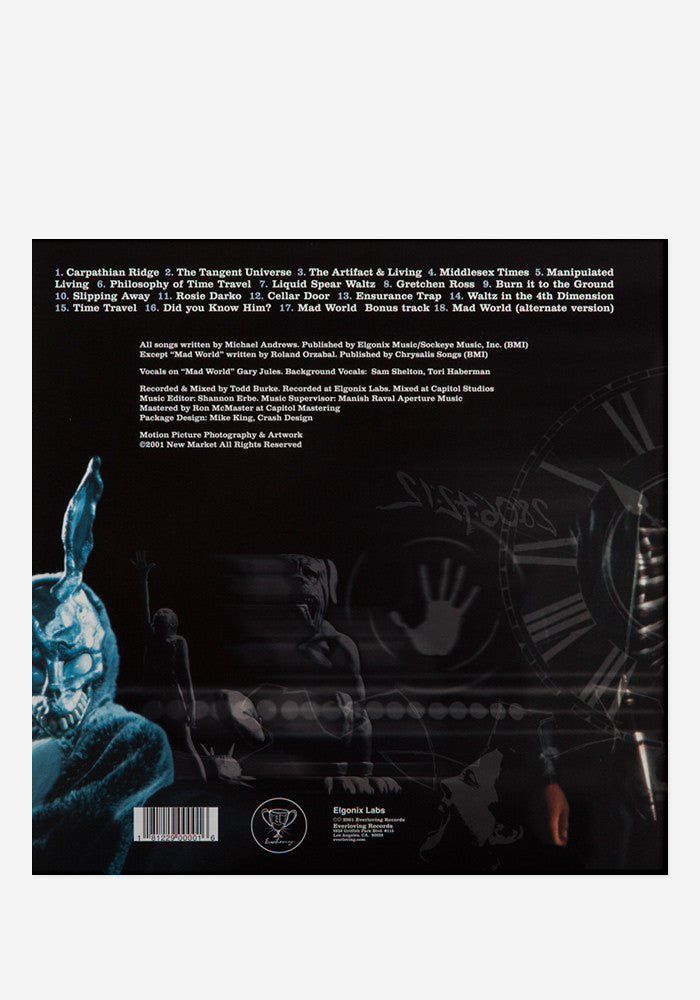 MICHAEL ANDREWS Soundtrack - Donnie Darko Exclusive LP