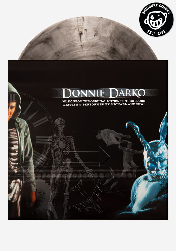 MICHAEL ANDREWS Soundtrack - Donnie Darko: Music From The Original Motion Picture Score Exclusive LP