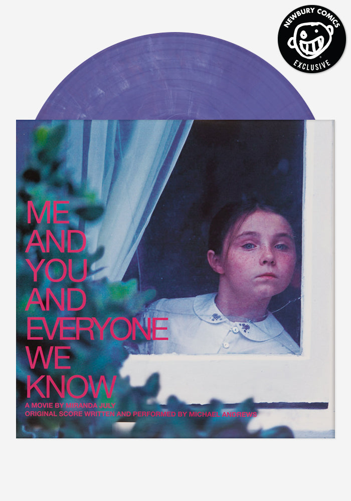 MICHAEL ANDREWS Soundtrack - Me And You And Everyone We Know Film Score Exclusive LP