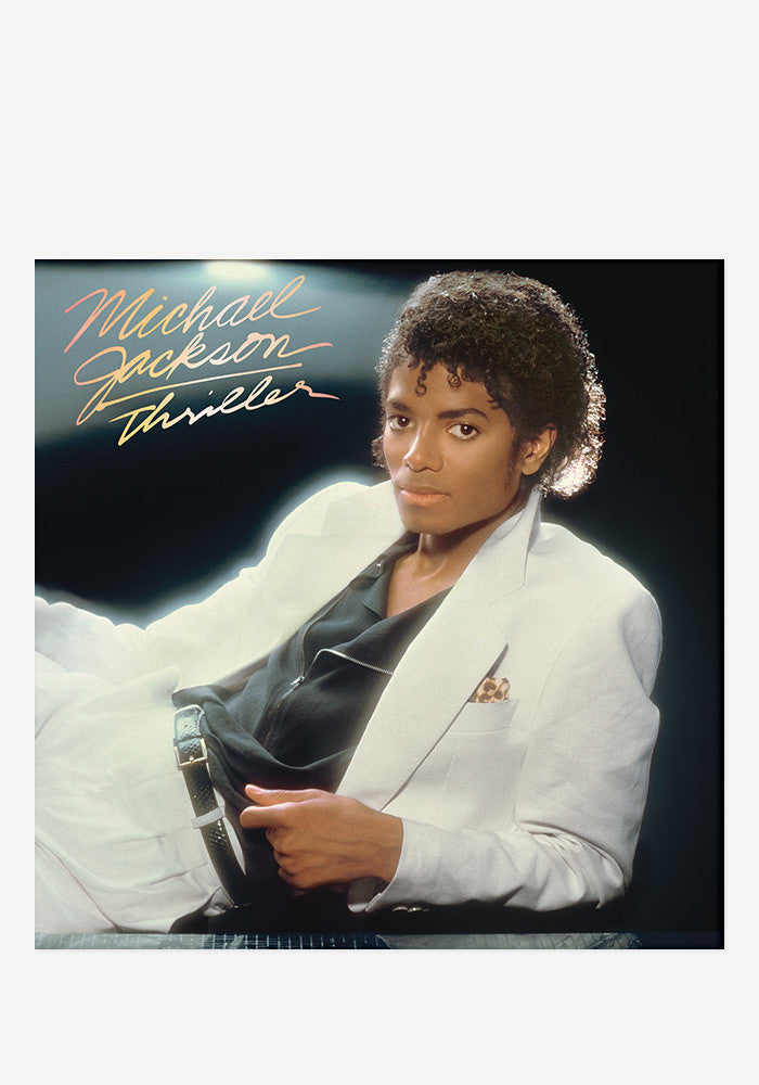 MICHAEL JACKSON Thriller LP