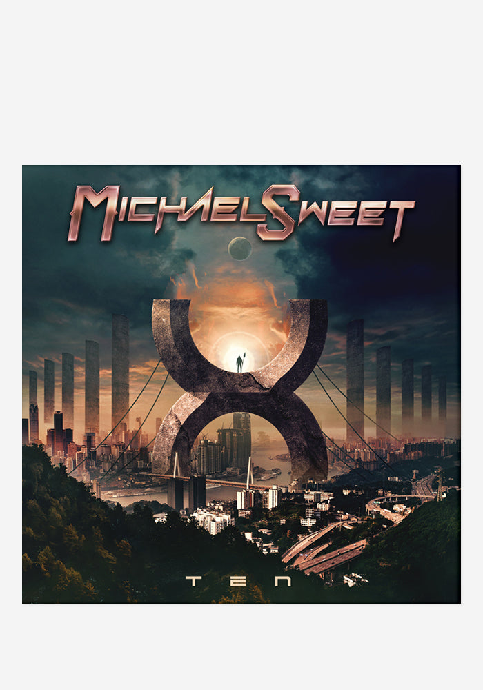MICHAEL SWEET Ten CD (Autographed)