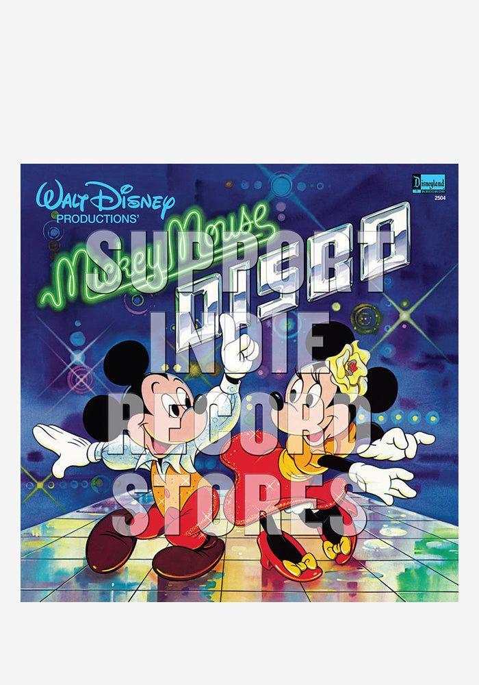 MICKEY MOUSE Mickey Mouse Disco LP