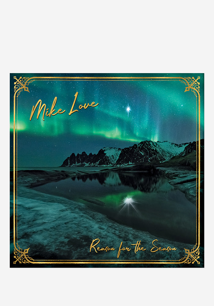 MIKE LOVE Reason For The Season CD With Autographed Booklet
