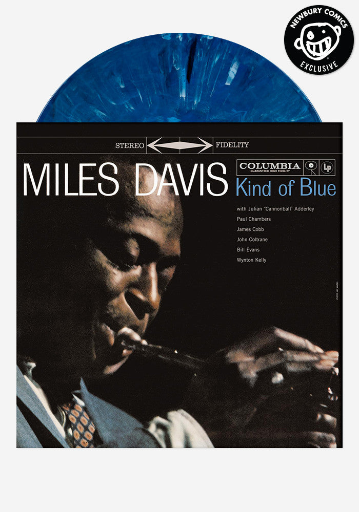 MILES DAVIS Kind Of Blue Exclusive LP