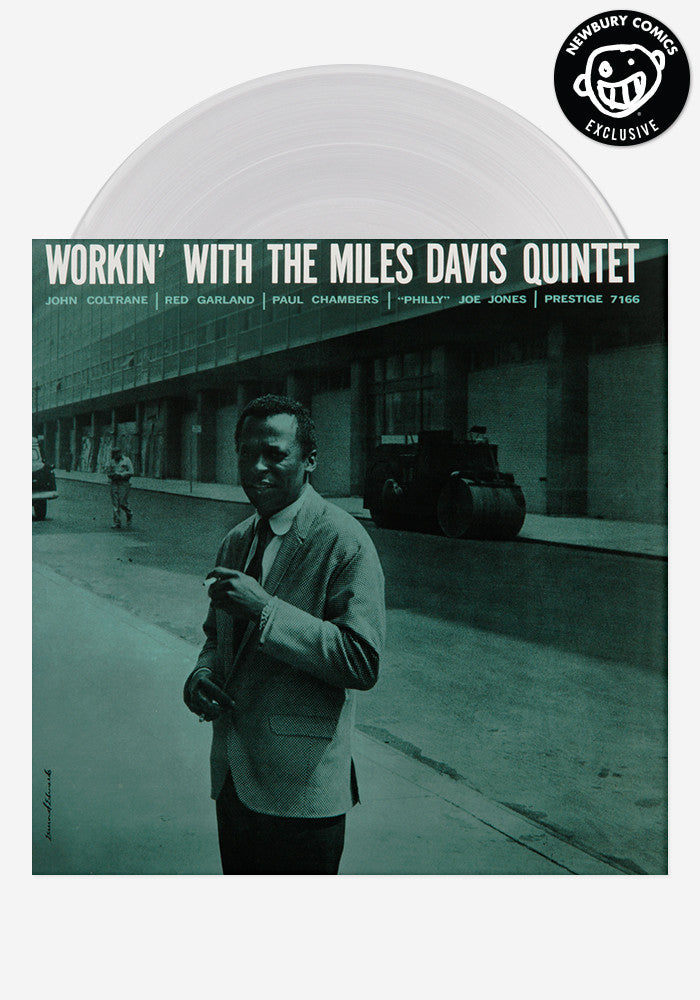 THE MILES DAVIS QUINTET Workin' With The Miles Davis Quintet Exclusive LP