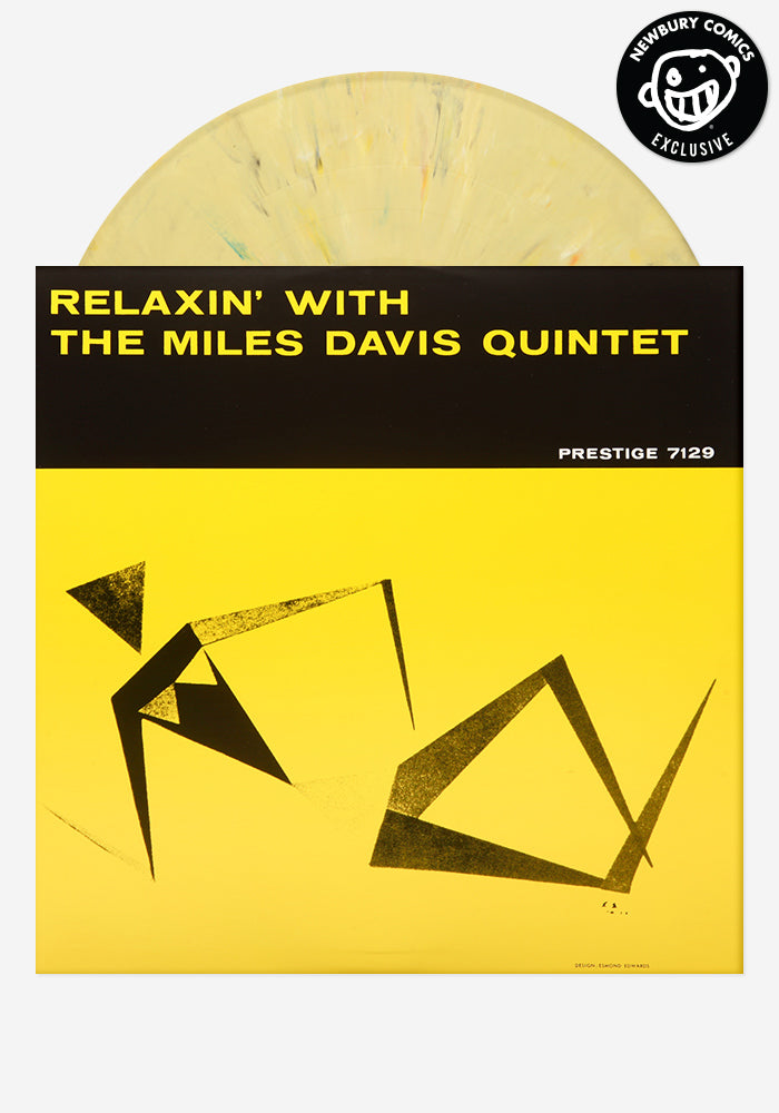 MILES DAVIS Relaxin' With The Miles Davis Quintet Exclusive LP