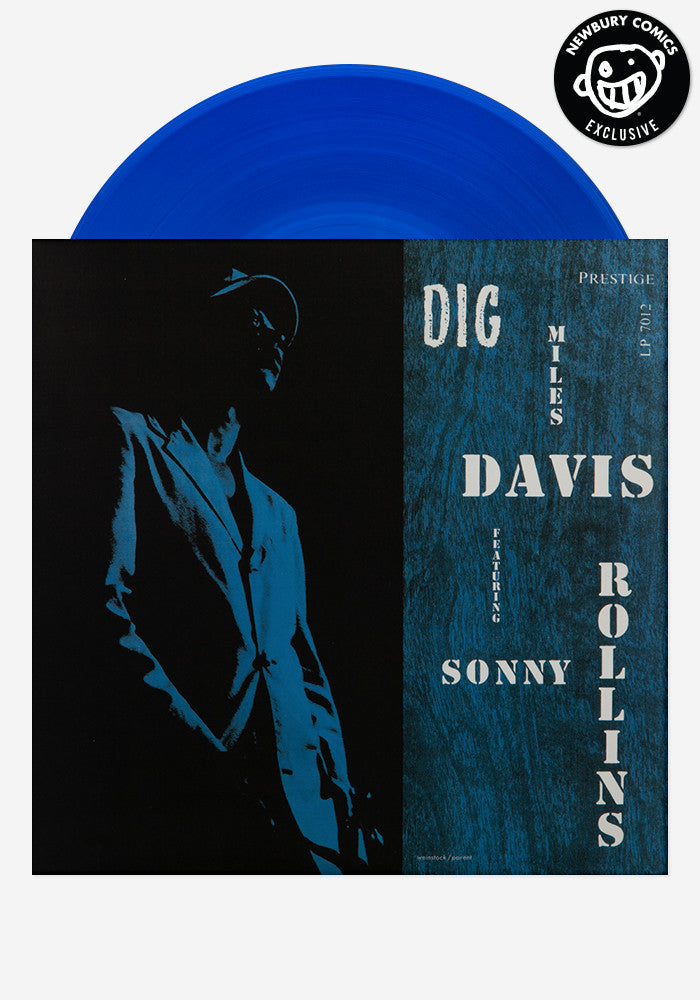 MILES DAVIS AND SONNY ROLLINS Dig Exclusive LP