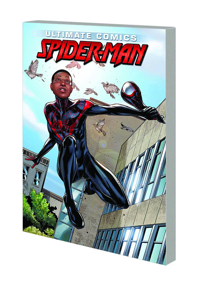 a2ccd3d46b3b2a MARVEL COMICS-Miles Morales Ultimate Spider-Man Book 1 Graphic Novel ...
