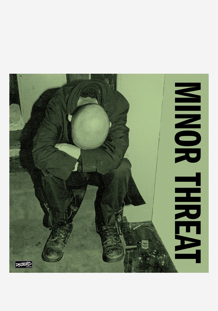 "MINOR THREAT First 2 7""s EP"